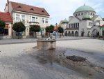 Trenčín fontána